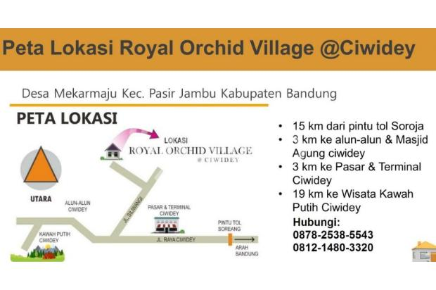 Rumah Villa Mewah Skema Syariah Royal Orchid Village Ciwidey 20029354