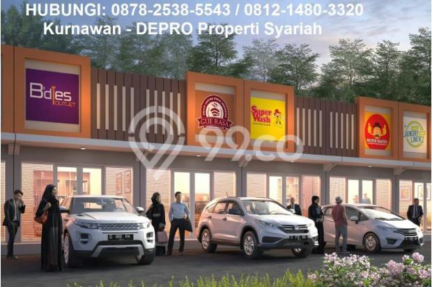 Rumah Villa Mewah Skema Syariah Royal Orchid Village Ciwidey 20029356
