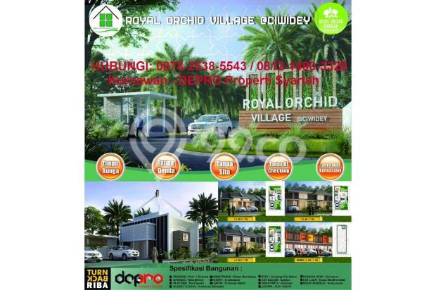 Rumah Villa Mewah Skema Syariah Royal Orchid Village Ciwidey 20029360