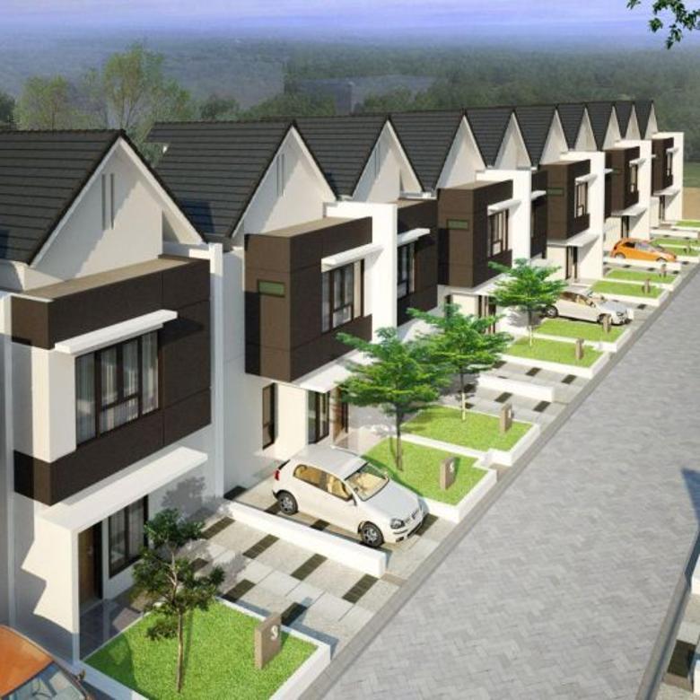 Dijual Cepat Rumah Hoek Murah Palem Regency Buahbatu Stategis