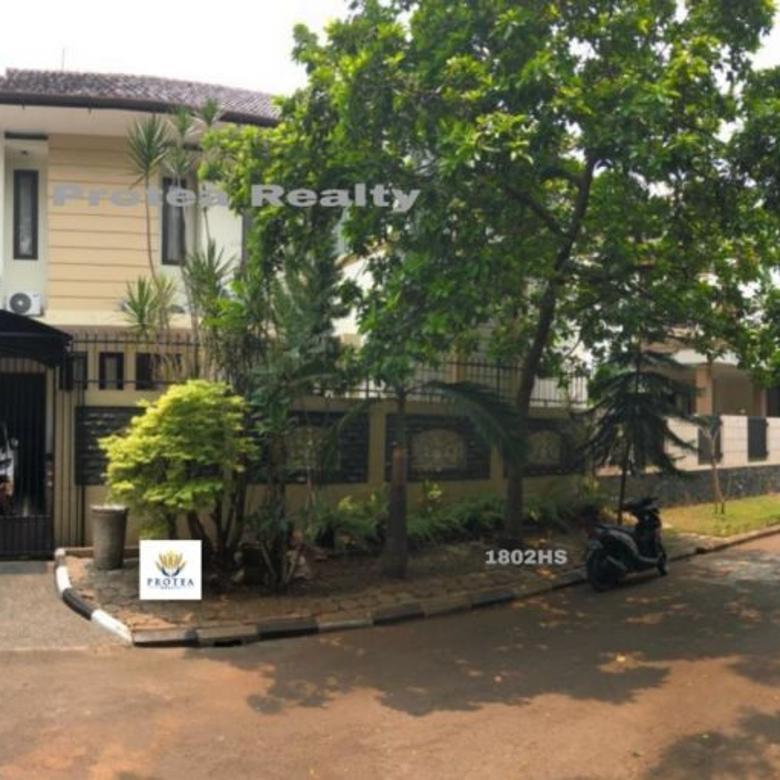 Rumah Dijual Cantik di Nusaloka BSD (1802)