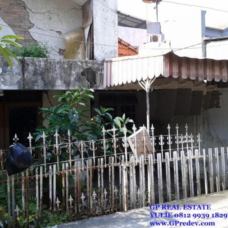 Rumah Tua Dijual Di Green Ville Uk.6x15 1.6M nego Utara