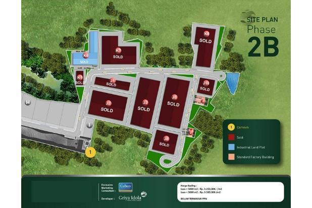 Rp53,6mily Tanah Dijual