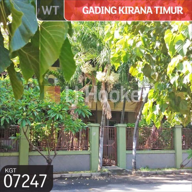 Rumah Gading Kirana Timur Kelapa Gading, Jakarta Utara