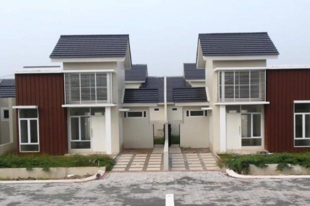 Rp501jt Rumah Dijual