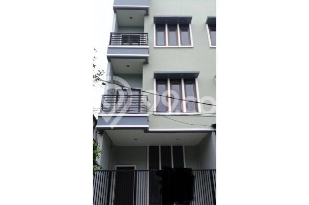 rumah baru uk 5x19m 3 lantai full di duri kepa 17712763