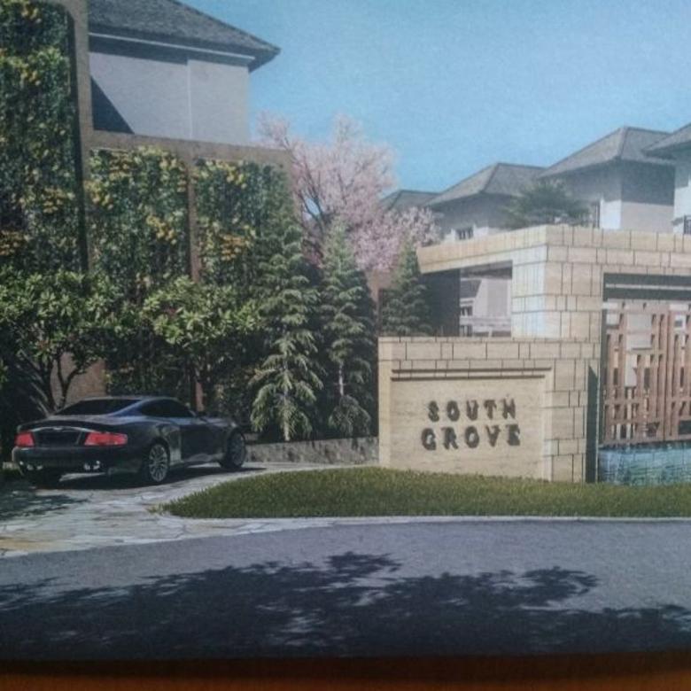 Rumah mewah di South Grove