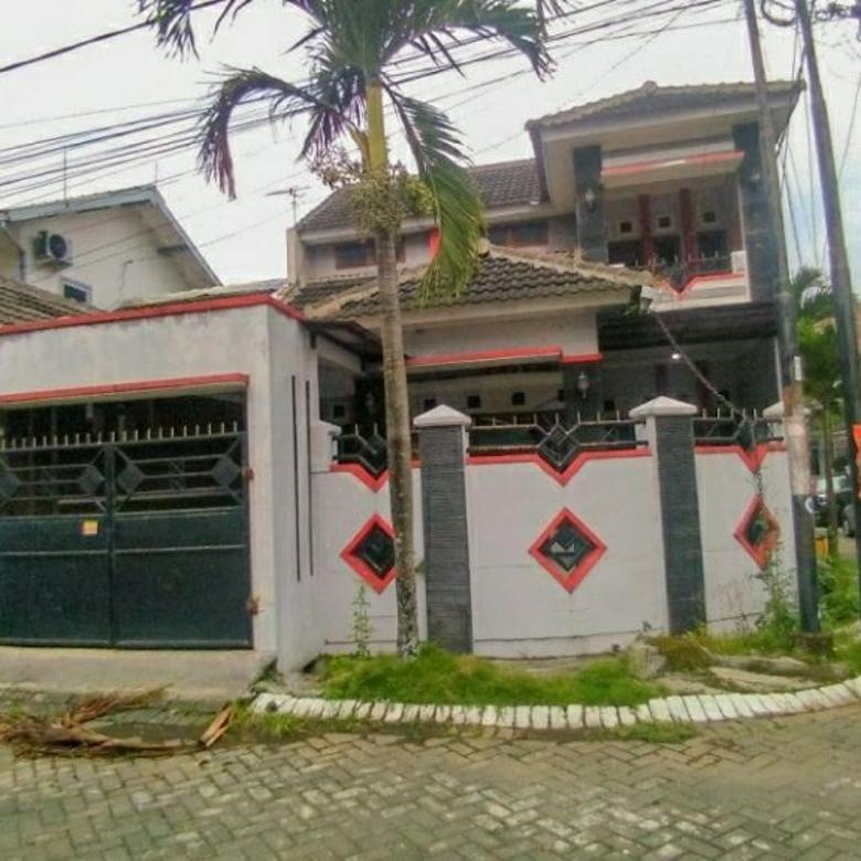 Dijual Rumah 2 Lantai Griya Shanta Sukarno Hatta Malang