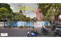 Dijual Tanah Ex Sekolah Lokasi Strategis di Jl. Diponegoro Surabaya