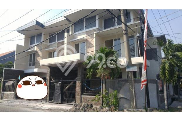 Strategis Rumah MANYAR JAYA 2 Lantai ,Row : 2 Mobil Surabaya 17794274