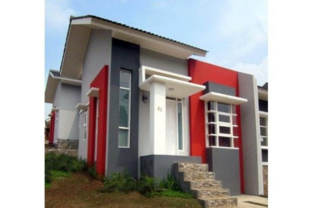 rumah cantik midel minimalis di banjaran