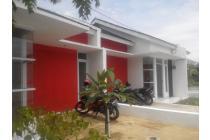 Rumah cluster minimalis  siap huni free biaya sumber jaya Tambun