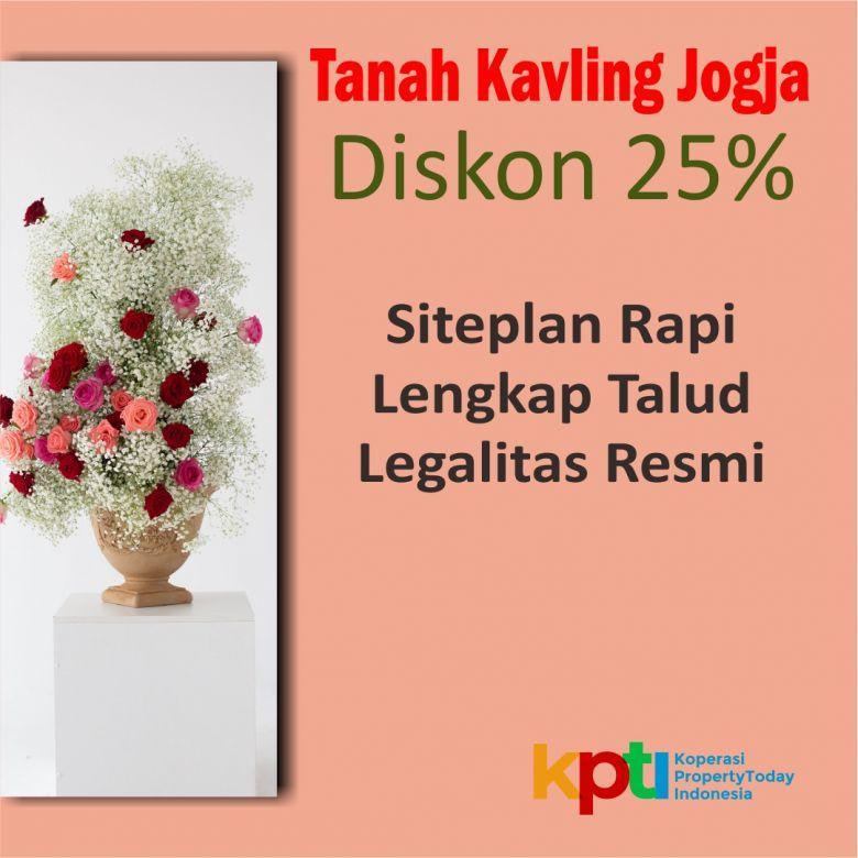 Tanah Kapling Dekat JCM Mall Spesial Price Diskon 25%
