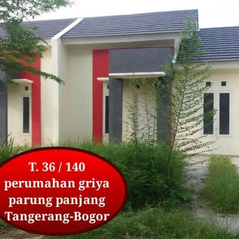 Perumahan Griya Parung Panjang di Bogor Jawa Barat ...