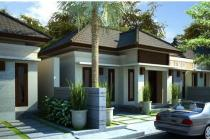 Rumah Murah Konsep Villa Alam Perbukitan