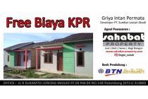 Rumah bersubsidi di Talang keramat sisa sedkit lagi