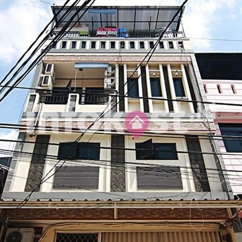 Ruko Plus Kostan 4 Lantai Murah di Pademangan Jakarta Utara