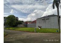 Tanah dijual di Puspita Loka, BSD City.