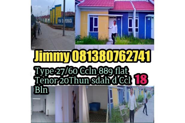 Rp62jt Rumah Dijual