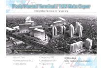Dijual Apartemen 2BR Nyaman Strategis di Skandinavia TangCity Tangerang