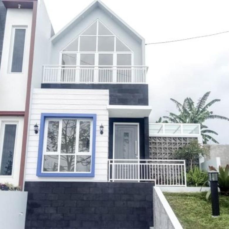 Rumah BERKUALITAS TERBAIIK Di lingkungan Islami Di lembang