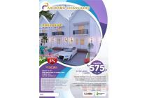 Dijual Rumah Baru 2 Lantai di Panorama Cihanjuang, Cimahi