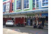 DIJUAL ruko BQ Square, UNDIP Tembalang, Semarang, Rp 1M