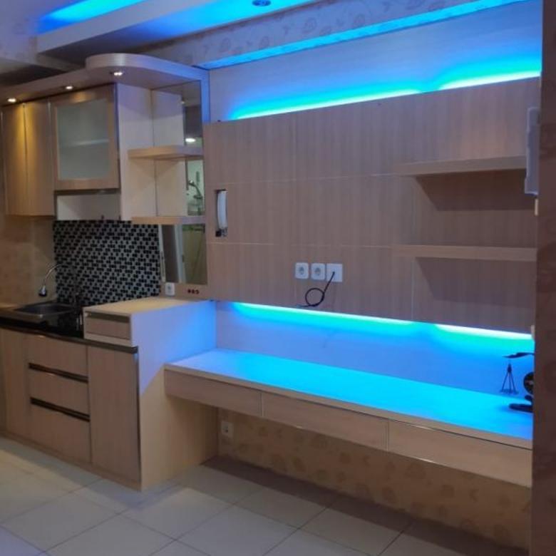 DIJUAL Apartmen Greenbay Studio, Full furnish, Tower Favorite! MURAH MERIAH