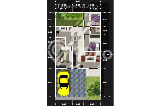 Dijual Rumah Minimalis serasa membangun sendiri, hanya di Cluster Harmoni 15438402