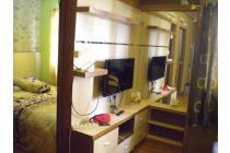 Sewa apartemen di bandung, full furnish dekat ke tol buah batu