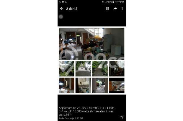 DIJUAL Rmh minimalis 2 lantai Jl. Anjasmoro, Surabaya. 14253810