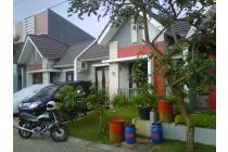 Rumah Minimalis di Taman Sari Puri Bali Sawangan