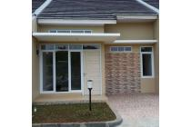Dijual rumah murah minimalis cluster type 45/90