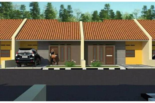 Rumah type 45 yang cocok untuk keluarga di Rancamas harga murah banget