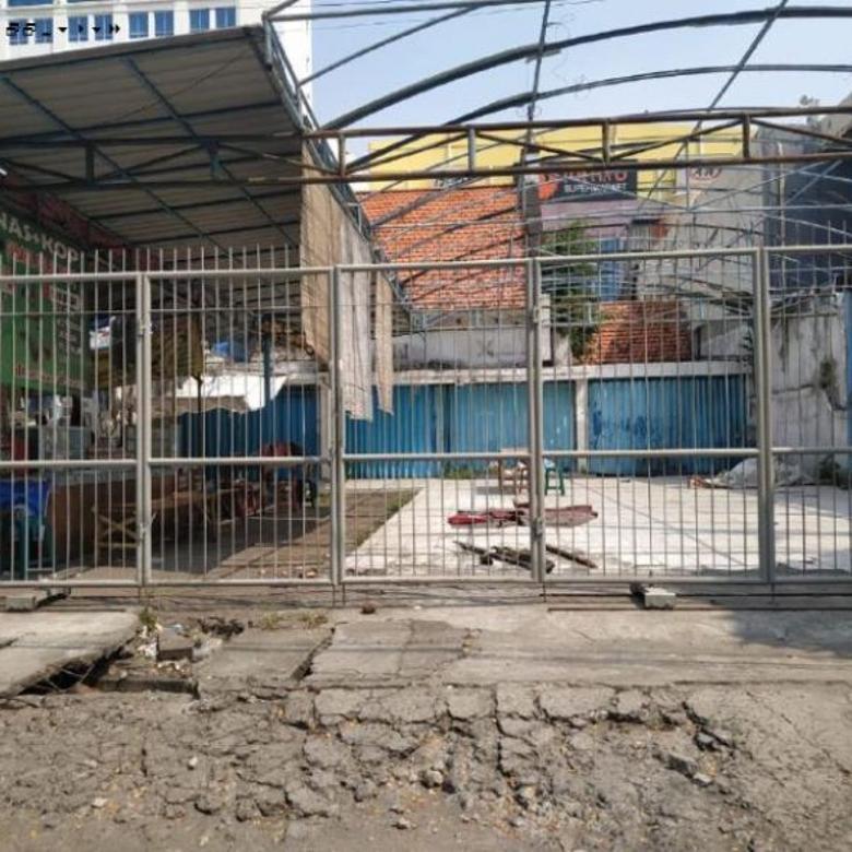 Ruko/Rumah Usaha HITUNG TANAH Nol Jalan Raya Adityawarman