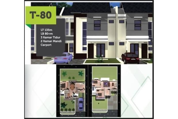 Dijual Rumah Murah Tipe 80 di Sinbad  Green Residence Bogor 16634218