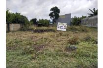 Tanah di dekat area bundaran Masjid Akbar Banjarbaru