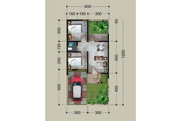 Rumah MIRAH Baru Dekat Mall PTC Surabaya, Free Biaya-biayA, rEADY 17307254