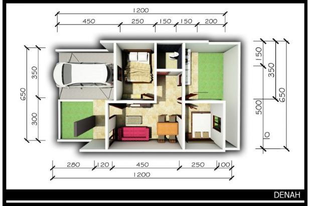 Bayar 5 Juta All In Punya Rumah Dalam Cluster di Pasir Putih Depok 9488960
