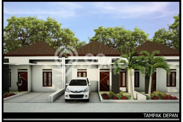 Bayar 5 Juta All In Punya Rumah Dalam Cluster di Pasir Putih Depok 9488963