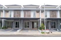 Dijual CEPAT rumah baru minimalis 2 lantai di JGC cluster Mississipi