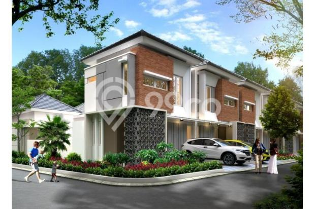 Rumah Dijual Berhadiah Infinity Pool di TOP Residence berlokasi Strategis 9407974