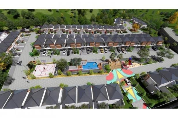 Rumah Dijual Berhadiah Infinity Pool di TOP Residence berlokasi Strategis 9407972