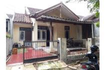 Rumah hitung tanah di Komplek Taman Cipulir Estate Tangerang.