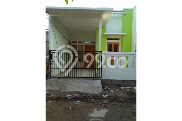 Rumah siap huni kokoh banget lantai granit di villa gading harapan 11819310