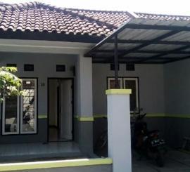 rumah asri minimalis di ciwastra bandung