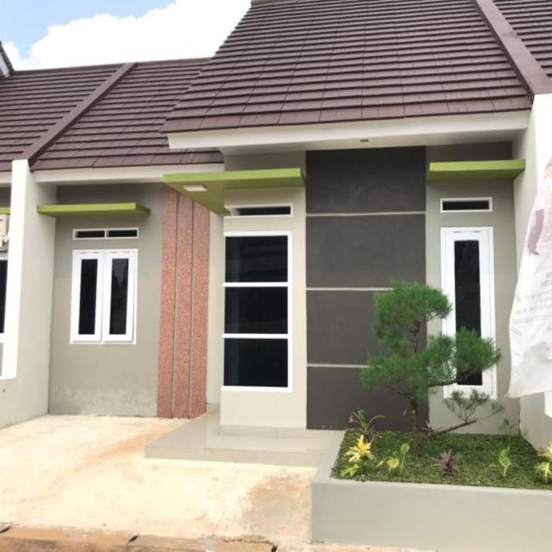rumah minimalis dengan harga terjangkau