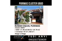 PURIMAS CLUSTER UBUD