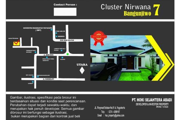 investasi rumah dijogja lokasi dekat kampus UMY,harga NEGO,KPR,DP ringan, 16577861