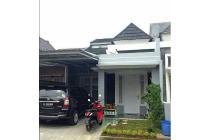 Rumah second siap huni akses dari GDC dekat ke stasiun depok lama